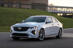 2020 Cadillac CT4 and CT4-V rolled out as BMW-beating performance sports sedan