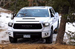 Quick review of 2019 Toyota Tundra TRD Pro – Honest and simple