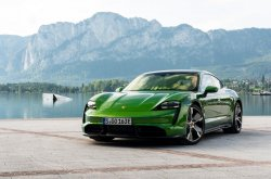 9 amazing things about the breathtaking Porsche Taycan