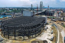 Facts around Oshodi transport interchange commissioned by President Buhari