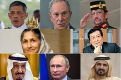 Top 10 richest politicians in the world and their cars