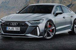 2020 Audi RS7 Sportback packs 591 HP into a beautiful body