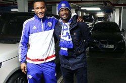 Nigerian footballers vs musicians - Who have more expensive cars?