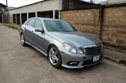 Prices of Mercedes Benz E350 in Nigeria (All models)