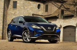 A quick evaluation of 2019 Nissan Murano inside out