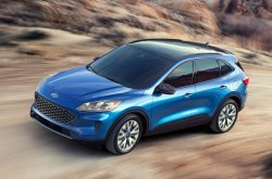 Please welcome the 2020 Ford Escape with amazing features!