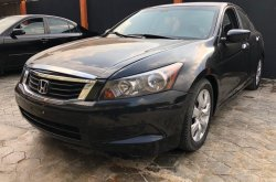 Review and Price of Honda Accord 2010 in Nigeria