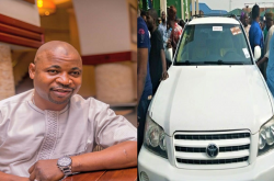 MC Oluomo gifts 8 cars to loyal staff to celebrate 100 days in office